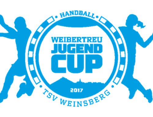 4. Weibertreu-Jugend-Cup am 6. Mai 2017