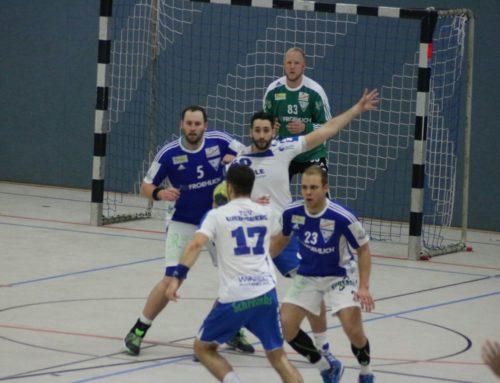 Vorschau: TSV Weinsberg – TV Plochingen [So, 23.04.17 – 17:00h]
