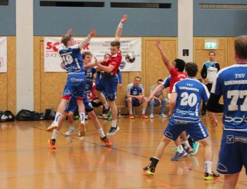 Heimsieg gegen Horkheim, nach geschlossener Mannschaftsleistung