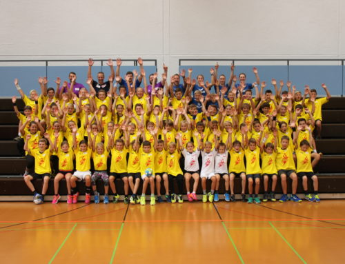 Handballschule Chrischa Hannawald